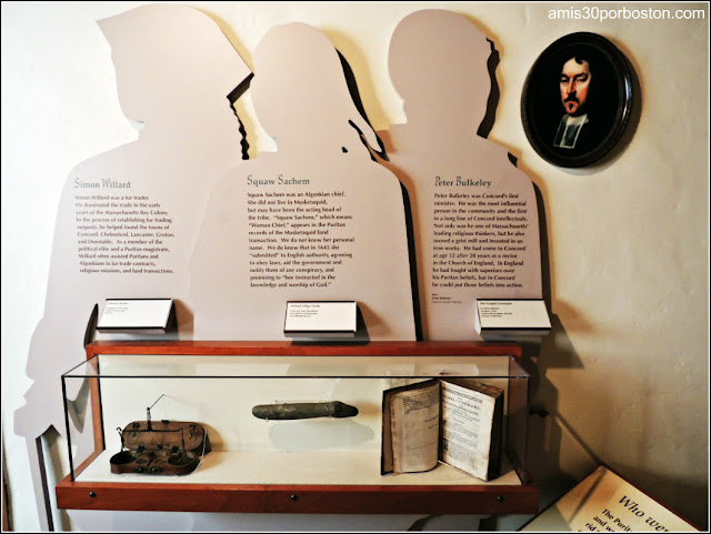 Museo Concord: Historia