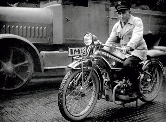BMW R32, 1923