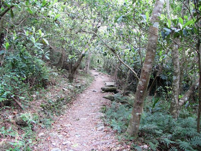 lushui heliu trail taroko gorge taiwan