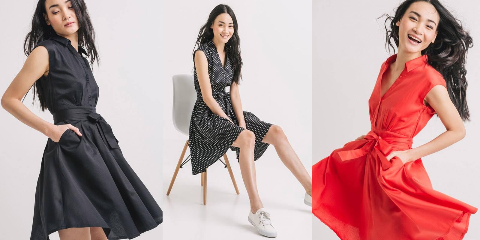 moda inspirowana latami 50. | blogi o modzie | sesja w studio