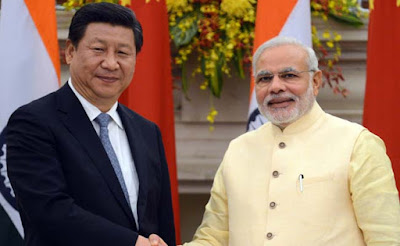 Narendra Modi and Jinping will be opening hearts for the first time - Latest Indians News