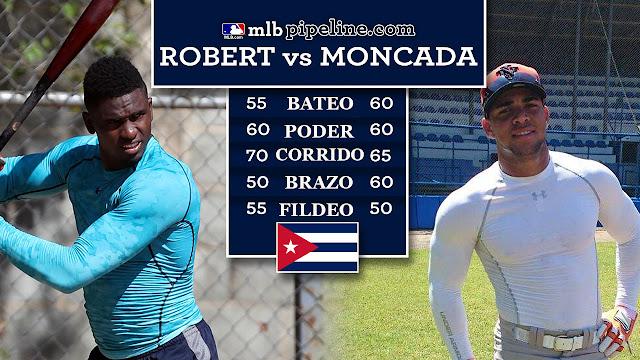 No aparecen muy a menudo adolescentes con cinco herramientas, un historial de juego en competencias internacionales y el potencial de causar un impacto en un equipo de Grandes Ligas como estos dos cubanos