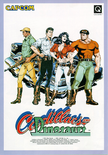 Cadillacs And Dinosaurs capa