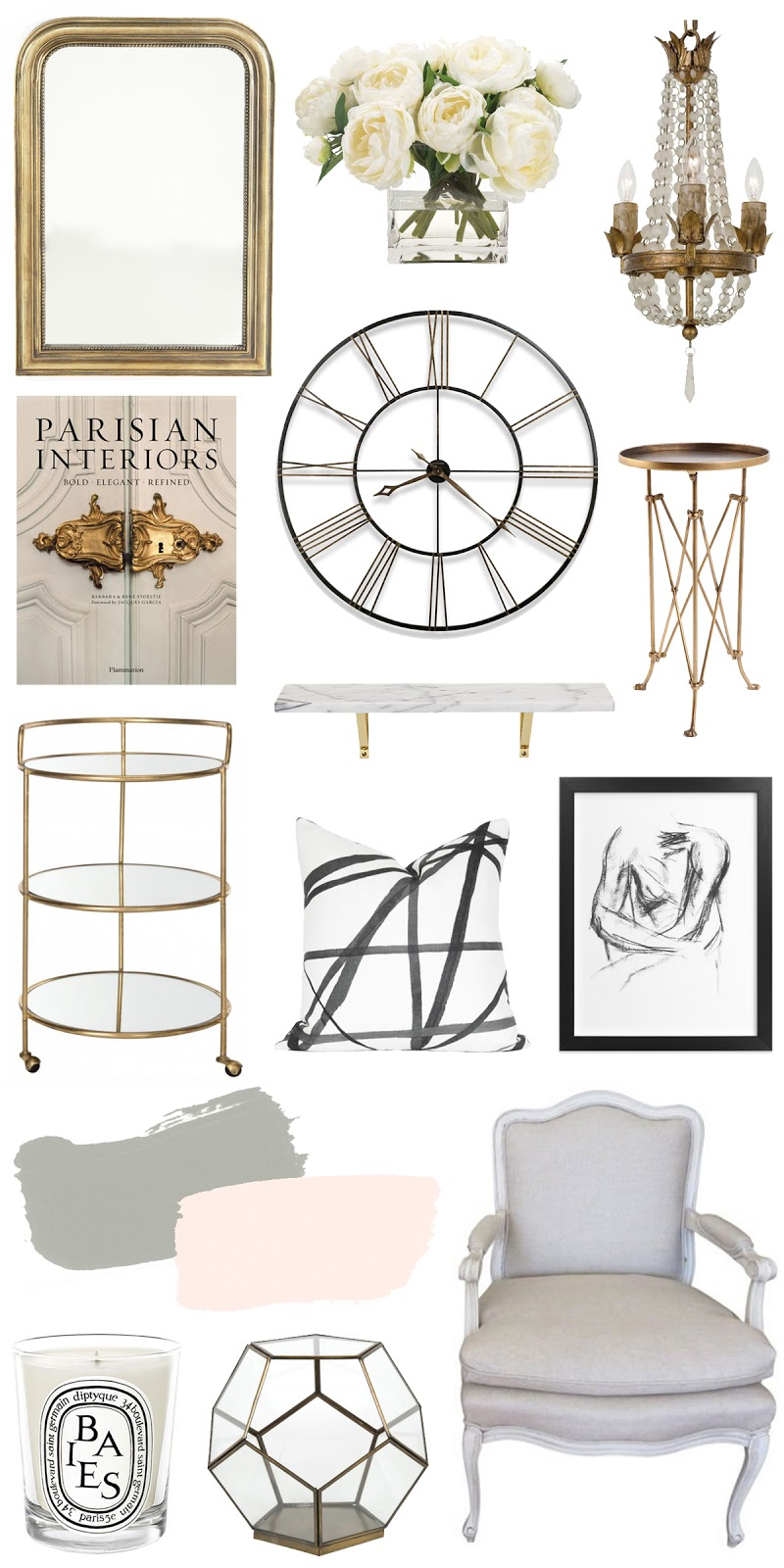 how to style your home like a Parisian