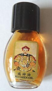 Rui Shen Oil - Noul Suifan's Kwang Tze, Micul Chinez, Chinese Brush