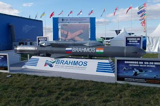 India to build BrahMos Block-III Missiles for Russia
