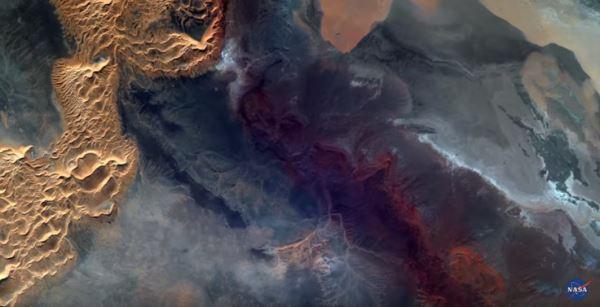 Με άρωμα Disturbed το νέο video της NASA