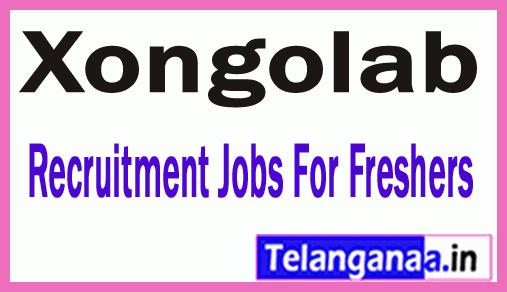 Xongolab Recruitment Jobs For Freshers Apply