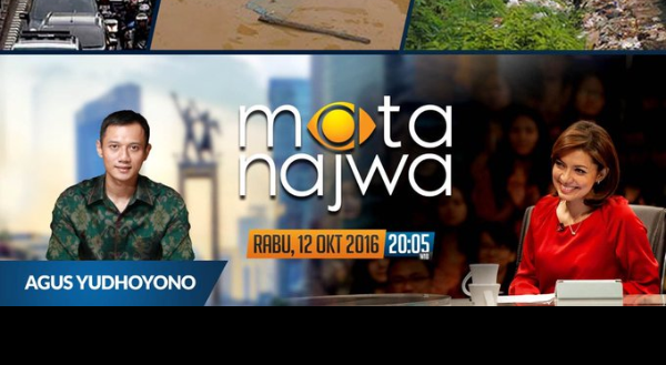 Agus Yudhoyono 'Babak Belur' di Mata Najwa, Simak Selengkapnya