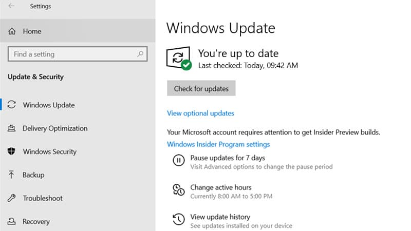 How to install or update device drivers in Windows 10?