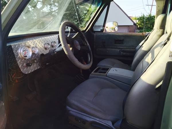 1975 Chevy K5 Blazer For Sale - 4x4 Cars