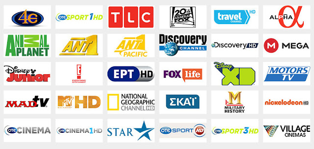 iptv greek nova ote free