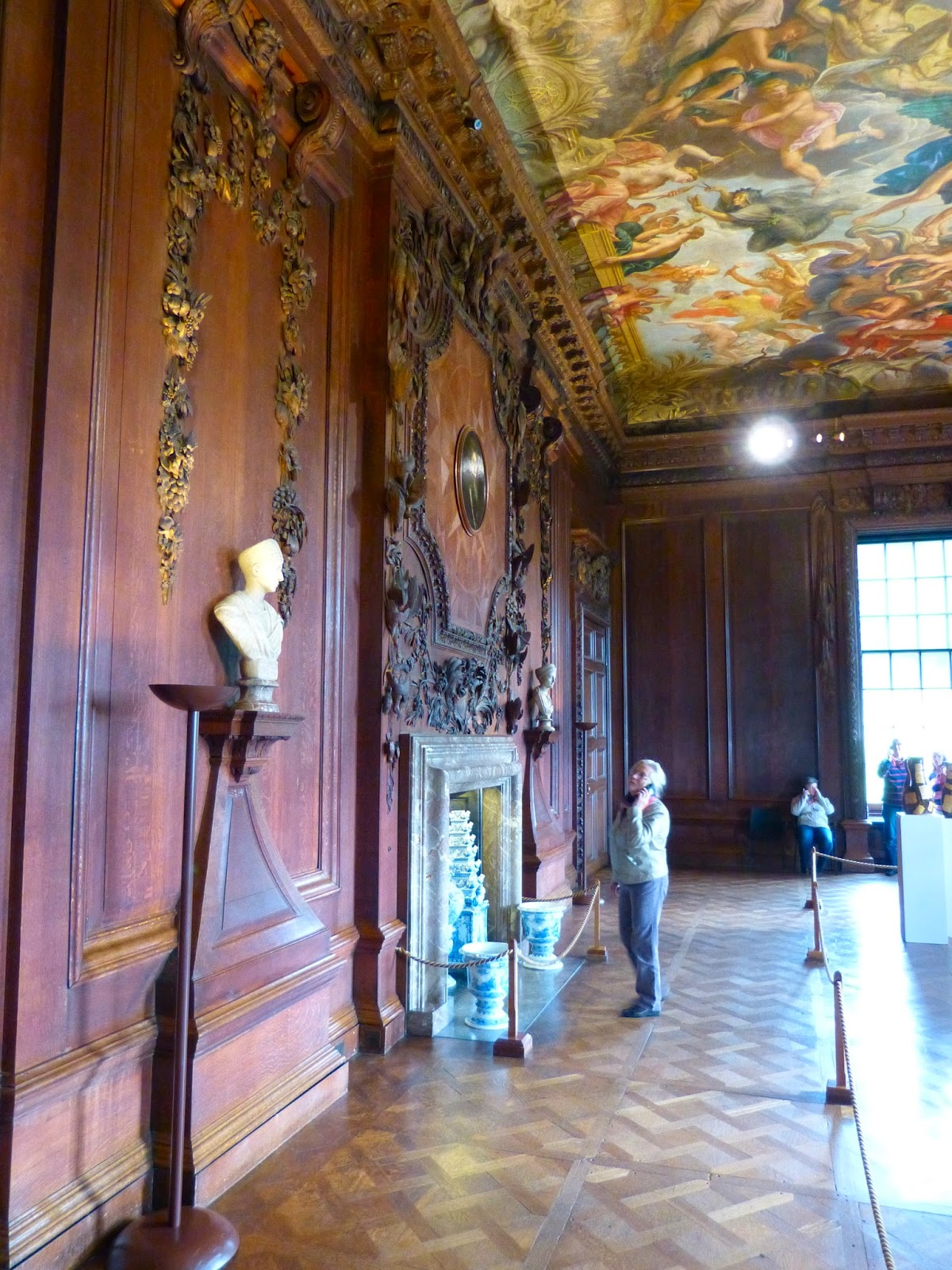 The Great Chamber, Chatsworth