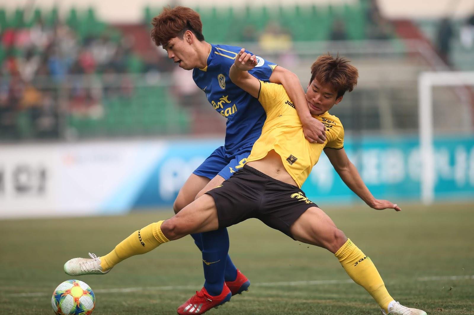 Preview: Gwangju FC vs Asan Mugunghwa K League 2 Oh Se-hun