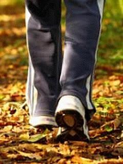 Activité physique, la marche à pied