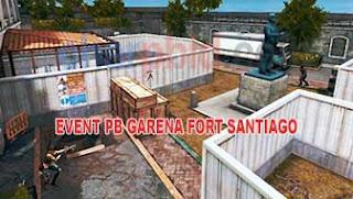 Event PB Garena Fort Santiago