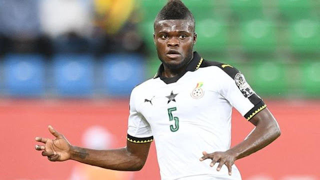 Thomas Partey has scored four goals in just two games against Congo