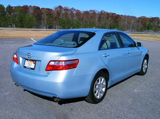 2007 Toyota Camry Xle V6 Owners Manual Price
