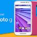 Android 7.0 Nougat en  Moto G Primera Generacion y Moto G Tercera Generacion.