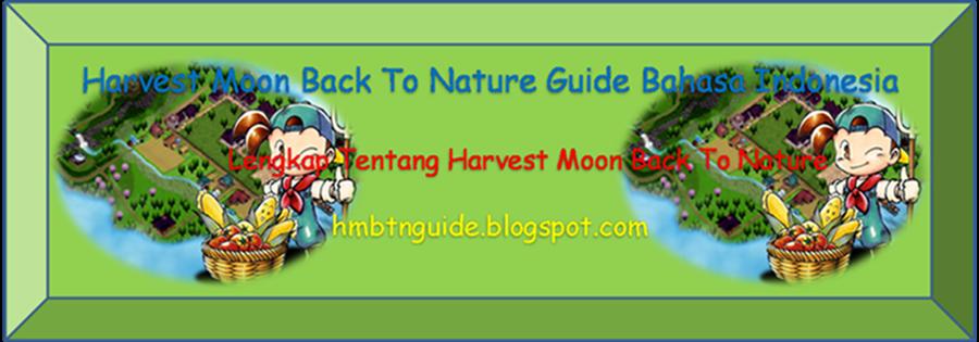 Download harvest moon back to nature bahasa indonesia versi