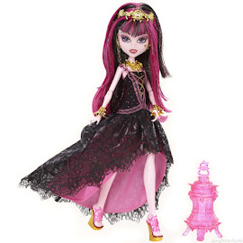 MH 13 Wishes Draculaura Doll