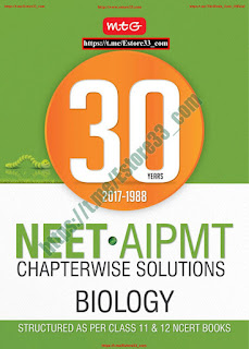 30 YEARS NEET/AIPMT BIOLOGY CHAPTER WISE SOLUTIONS