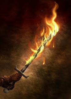 Artefato - Espada Língua do Dragão