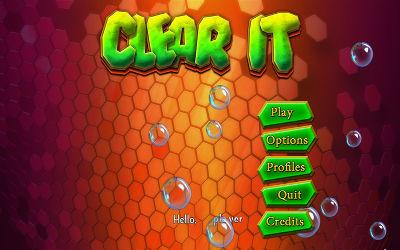 Clearit - Jeu de Puzzle sur PC