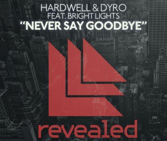 Never Say Goodbye - Hardwell, Lagu Dj Terpopuler