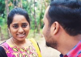 Wedding Save The Date Invite : Sakthi and Dhivya
