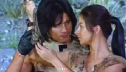 Wayback Wednesday: The Iconic Tandem Of The King And Queen Of Action!