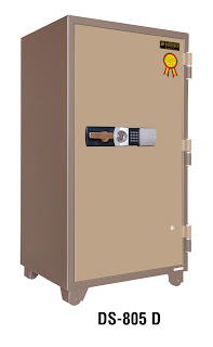 """Brankas Fire Resistant Safe Digital Daichiban DS 805 D"""