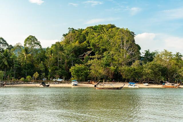 Tha-Khao-Bay-Koh-Yao-Noi-Thaïlande