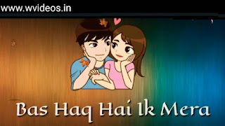 Main To Bas Teri Chaahat Whatsapp Status Love Video