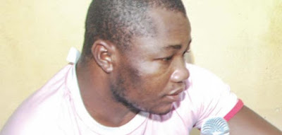 Vampire Henry Chibueze: killed in gun battle