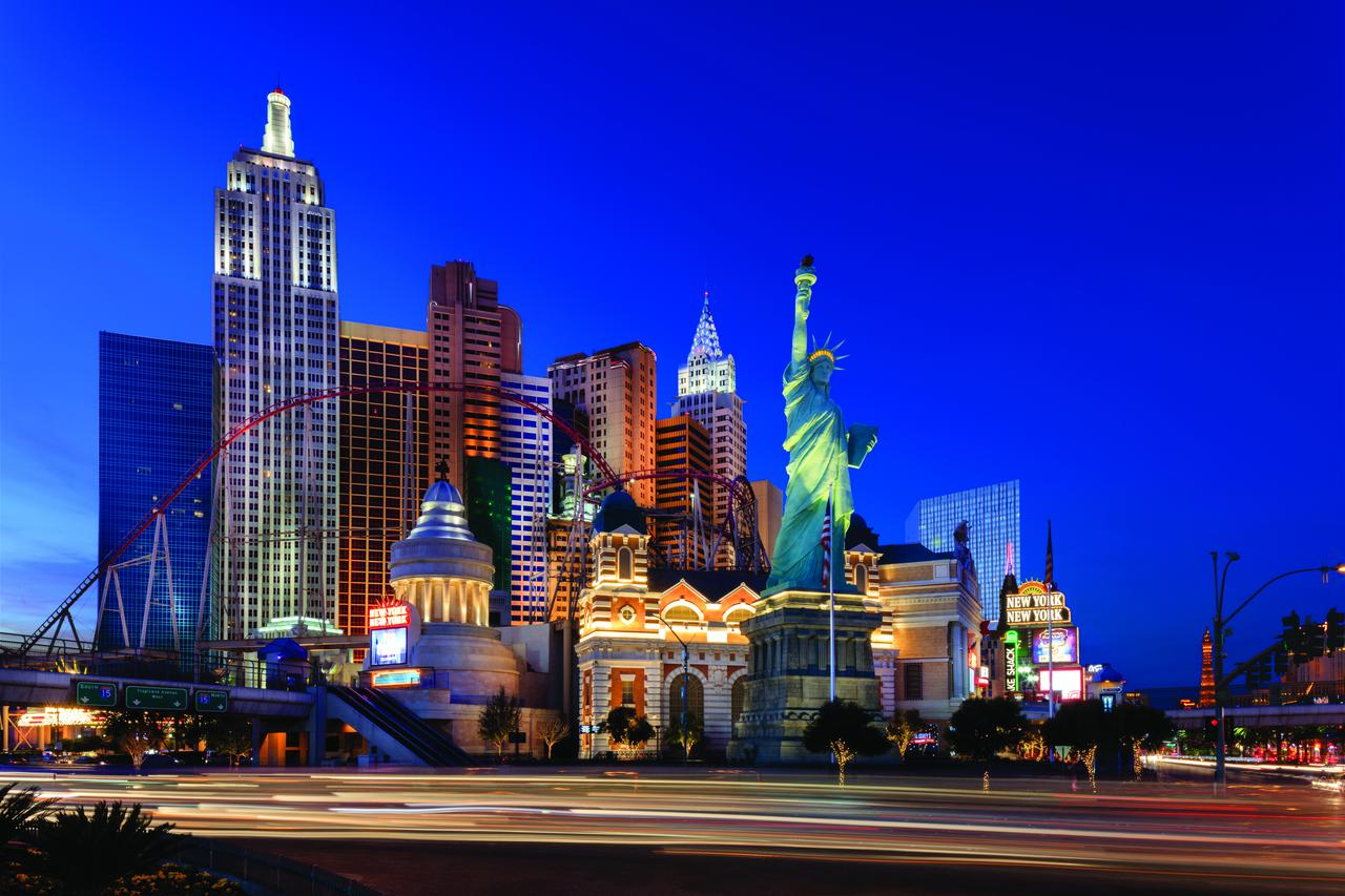 Las Vegas Hotels New York New York