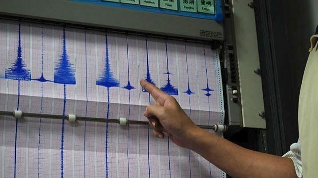 Σεισμός 3,6 Ρίχτερ στην Κυπαρισσία