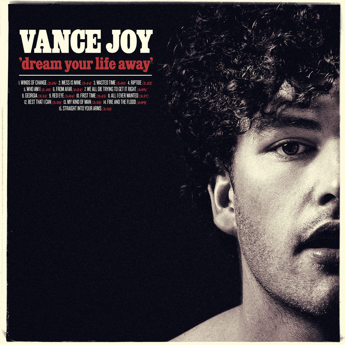 Vance Joy - Dream Your Life Away (Special Edition) Cover
