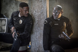BRIGHT starring Will Smith and Joel Edgerton