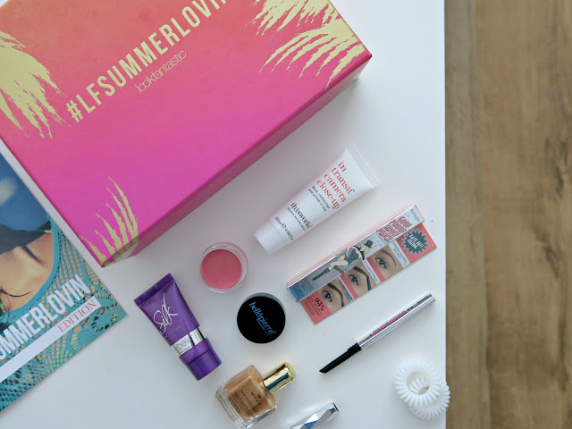 LookFantastic July Beauty Box #LFSummerLovin