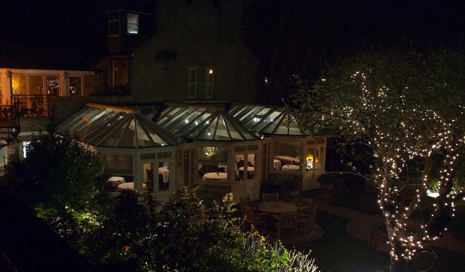 Midsummer House Restaurant Cambridge the renaissance epicurean: dines at midsummer house