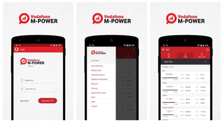 m-Power Vodafone mobile Apps - Youth Apps - Best Website for