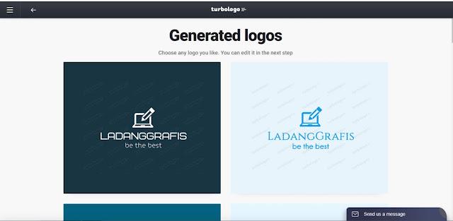 Cara Mendesain Logo Secara Online Untuk Pemula