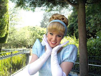 story telling Cinderella panjang