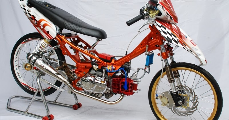 Gambar Motor Vega R Modifikasi 2013