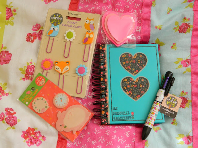 Stationery Love, Stationary Love
