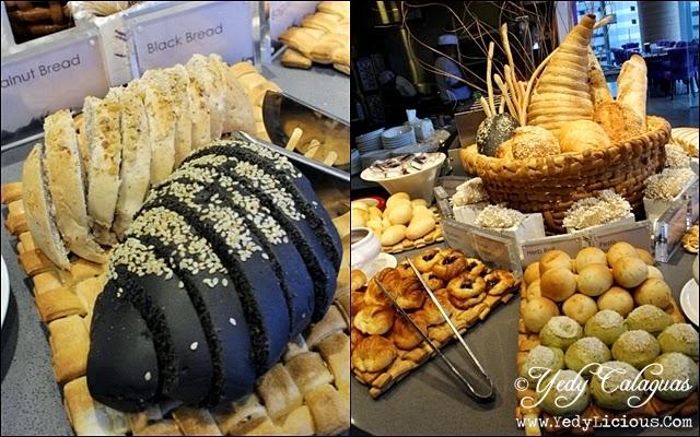 Artisan Bread at Vikings Buffet SM Megamall