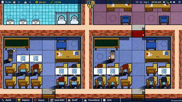 Academia : School Simulator PC Full (Acceso Anticipado)
