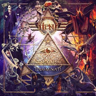 """Το τραγούδι των Ten """"Jericho"""" από τον δίσκο """"Illuminati"""""""