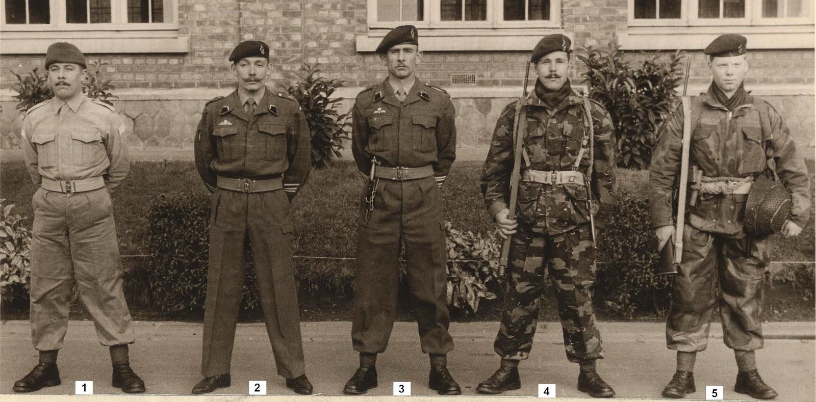 Military Equipment Of The 20th Century Belgian Uniforms